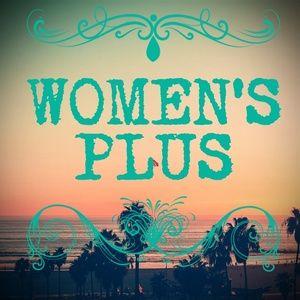 Tops - Women's plus (curvy) sizes